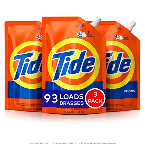 Product Image of the Tide Liquid HE