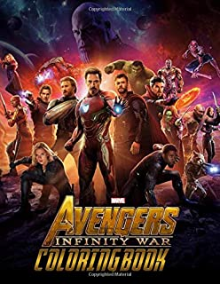 Best avengers infinity war coloring pages Reviews