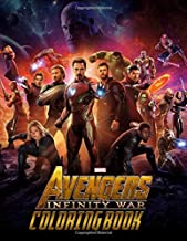 Best infinity war coloring pages Reviews