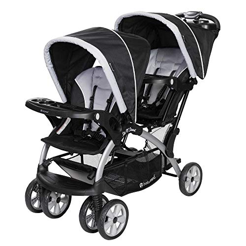 Baby Trend Sit N' Stand Convenience Easy Fold Compact Lightweight Travel Toddler...