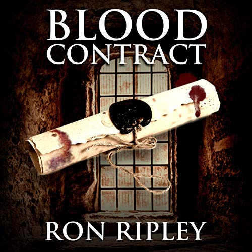 Blood Contract: Supernatural Horror with Scary Ghosts & Haunted Houses audiobook cover art
