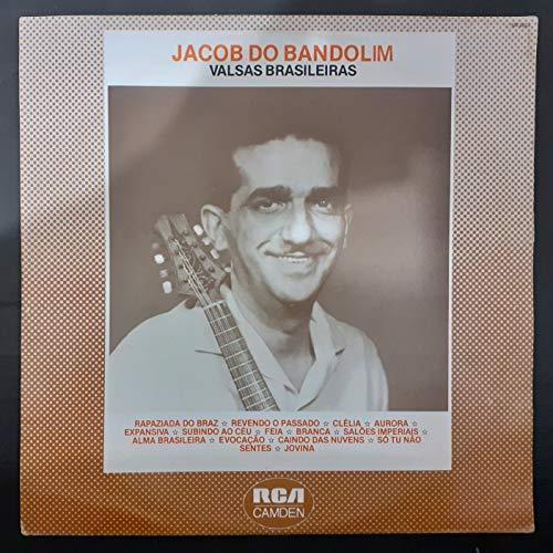 Jacob do bandolim - Lp Valsas Brasileiras - 1981