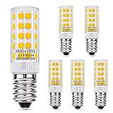 Albrillo 5er Pack 5W E14 LED Lampe 500 Lumen