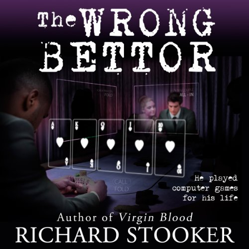 The Wrong Bettor audiobook cover art