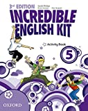 Incredible English Kit 5: Activity Book 3rd Edition (Incredible English Kit Third Edition) - 9780194443722