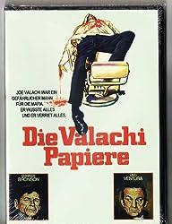 Cover: Die Valachi Papiere