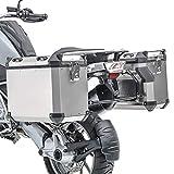 Set Maletas Aluminio ADX90 Compatible para KTM 390 Adventure 20-21 + portamaletas
