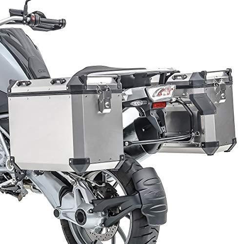 Set Maletas Aluminio ADX90 Compatible para BMW F 850 GS/F 750 GS 18-21 + portamaletas