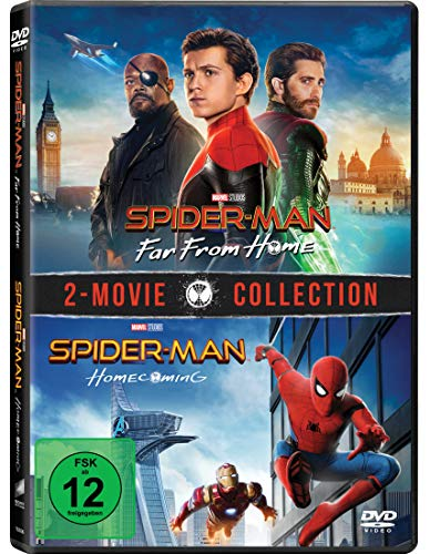 Spider-Man: Far from home & Spider-Man: Homecoming