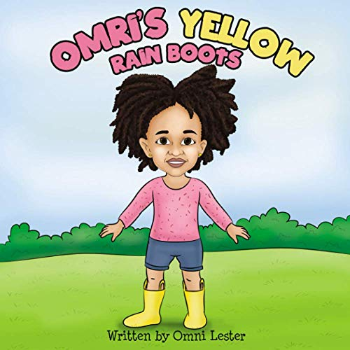 OMRI'S YELLOW RAIN BOOTS