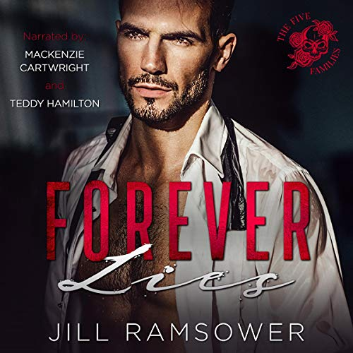 Couverture de Forever Lies