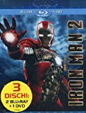 Iron Man 2 (Special Edition) (2 Blu-Ray+Dvd) [Italia] [Blu-ray]