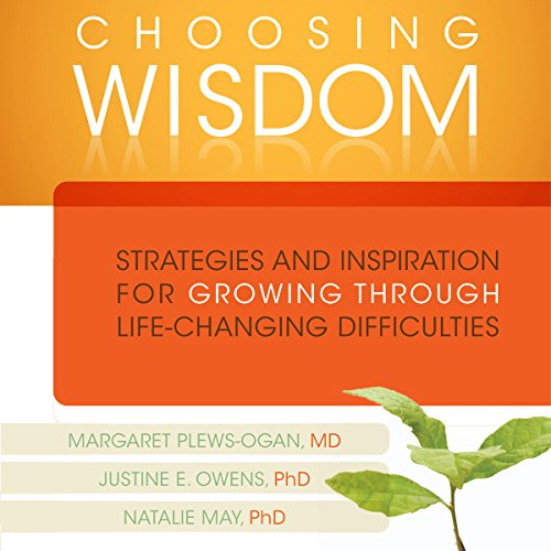 Choosing Wisdom audiobook cover art