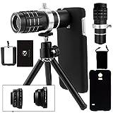 CamKix Camera Lens Kit Compatible...
