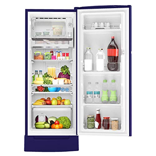 Whirlpool 215 L 5 Star Inverter Direct-Cool Single Door Refrigerator (230 IMPRO ROY 5S INV SAPPHIRE ABYSS, Sapphire Abyss) 4