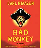 Bad Monkey (Audio CD)