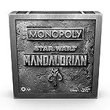 Monopoly Star Wars The Mandalorian - Jeu de Societe - Jeu de Plateau - Version française