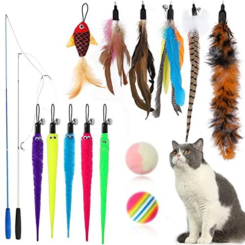 Mliaimce -  Katzenspielzeug,16