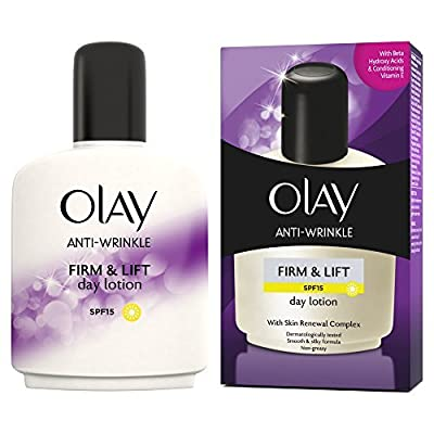 Olay Anti-Wrinkle Firm & Lift Anti-Ageing Moisturiser Day Lotion Spf15 100Ml by Olay
