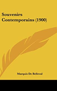 Souvenirs Contemporains (1900)