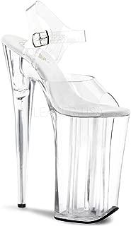 Pleaser Women's Beyond-008/C/M Platform Sandal