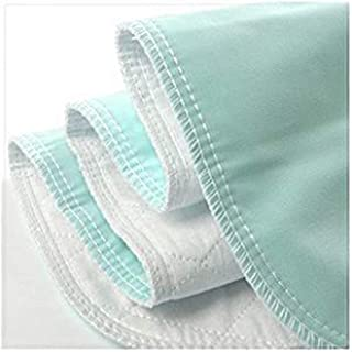 Platinum Care Pads Reusable Bed Underpad Machine Washable & Dryable, Waterproof, Extra-Absorbent, Personal Care & Hospital Rated Under Pad (Green, 54