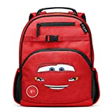 Simple Modern Kids' Fletcher Backpack for Toddler Boys Girls School, Cars Ka-Chow, 12 Liter