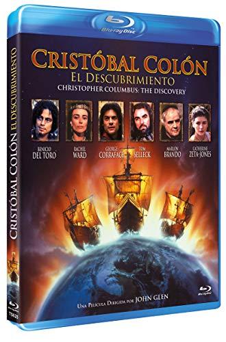 Cristóbal Colón: El Descubrimiento BD 1992 Christopher Col