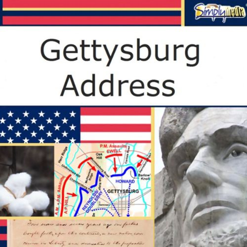 Gettysburg Address  By  cover art
