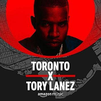 Toronto x Tory Lanez