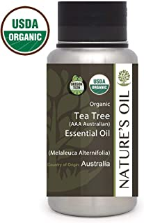 Best Tea Tree Essential Oil Pure Certified Organic Therapeutic Grade 1Lb
