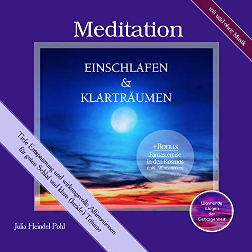 Meditation - Einschlafen und Klarträumen Titelbild