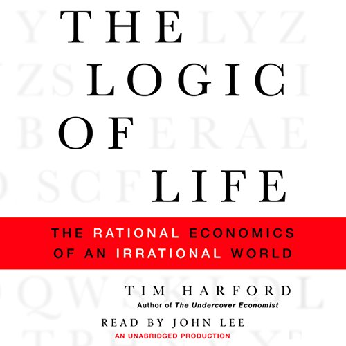 The Logic of Life audiobook cover art