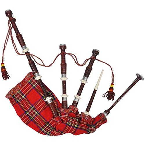 Schottischer Dudelsack Highland Bagpipe von Ghuanton Erfahrungen & Preisvergleich