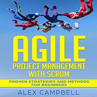 Agile Project Management with Scrum cover art
