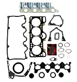 Full Gasket Kit Set Replacement for Hyundai Accent Scoupe 1.5 L SOHC #DFS-518