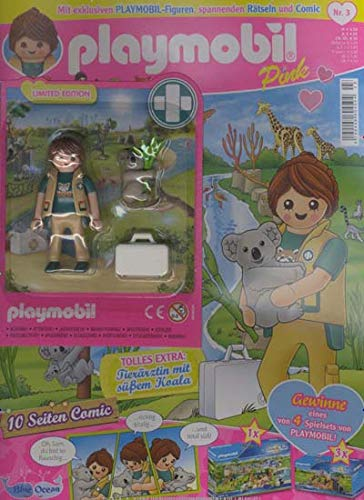"""Playmobil Pink 3/2020 \""""Limited Edition\"""""""