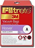 Filtrete 64700a-6 Vacuum Cleaner Bag, Hoover Style A