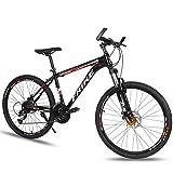 "Best Dual Suspension Mountain Bikes - Titoni 26"" Dual Suspension Disc Brake Mountain Bike Review"