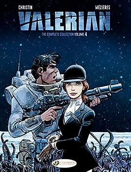 Valerian  The Complete Collection  Valerian & Laureline   VOLUME 4