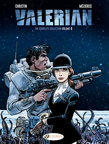 Valerian: The Complete Collection (Valerian & Laureline) (VOLUME 4)