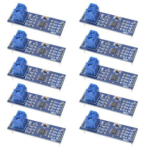 YOUMILE 10PCS MAX485 Módulo RS-485 TTL a RS485 MAX485CSA Módulo convertidor para circuitos Integrados Arduino