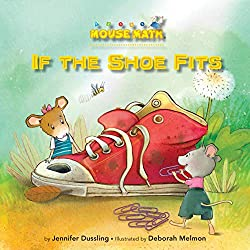 if the shoe fits - book for teaching measurement