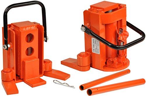 Pro-Lift-Montagetechnik 3t Maschinenheber, schwenkbare Füße, Hydraulikzylinder, 00625