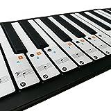 IMG-2 ammoon pianoforte adesivi per tastiera