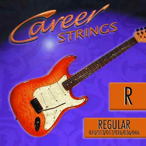Career Strinx E-Gitarre Regular 010-046 Nickel Plated Steel
