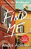 Find Me - A TOP TEN SUNDAY TIMES BESTSELLER