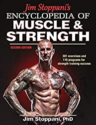 dr stoppani, jim stoppani, best fitness book, best bodybuilding book, encyclopedia of muscle and strength