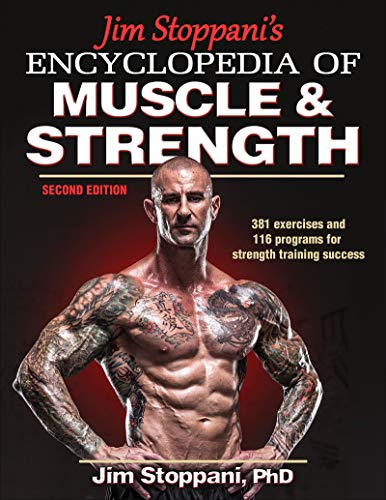 Download Jim Stoppani's Encyclopedia of Muscle & Strength 1450459749