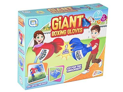 Grafix Kinder Riese Aufblasbar Boxhandschuhe Draußen Garten Spielzeug